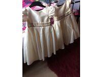 Girls next dresses x2 12-18
