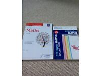 CFE Higher Maths books Success guide and How to Pass excellent condition