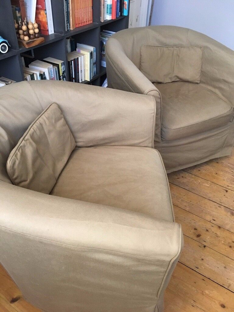 Marvelous Two Bucket Chairs Ikea Covers In Newport Gumtree Gmtry Best Dining Table And Chair Ideas Images Gmtryco