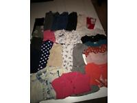 Girls clothing bundle next river island H&M 1.5-2 2-3 all in good condition 24 items