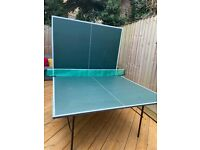 Butterfly indoor table tennis table