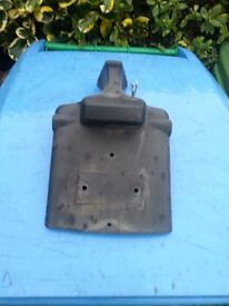 Ducati 748 regsitration plate holder\tail tidy