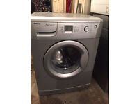 7KG A+A Class BEKO WME7247S Digital Silver Washing Machine with 4 Month Warranty