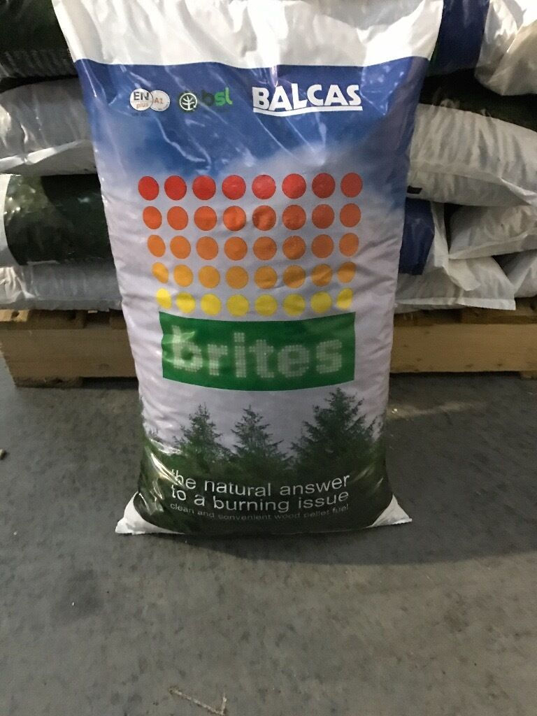 BIOMASS WOOD PELLETSin Kilmarnock, East AyrshireGumtree - CAMPBELL FUEL OILS Biomass Wood Pellets 1 X Pallet £246.75 inc vat (per pallet) 2 X Pallet £225.75 inc vat (per pallet) Each pallet contains 960kg of bagged premium wood pellets All of our pellets are BSL approved Free delivery to a 30 mile radius...