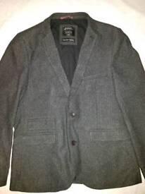 Burton Grey Jacket (Large)