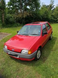 FORD fiesta mk3 great starter classic