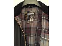 Men's xl Barbour Beaufort wax jacket