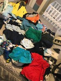 Boys next clothes bundle 6-9 months