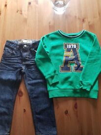 Boys Clothes bundle - 5/6 years.