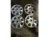 Rover 75 alloy wheel set - factory option 15 inch