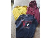 Bunfle of boys 4-5 years clothes