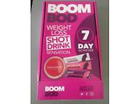 BoomBod weight loss drink *complete 7 day box*