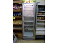 Coke/Tymbark Drinks fridge in excellent condition and fully operational.