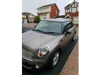 Mini One 2012 1.6 very low milage