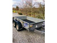Ifor Williams GD85 Trailer £1150 + VAT (£1380)