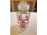 Rumtopf jar large lided