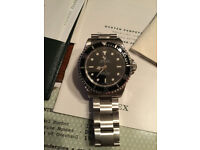 Rolex Submariner full paperwork- Totally genuine,near perfect