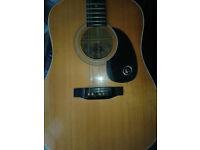 1970's Vintage Kay K945 Acoustic Guitar (rare)