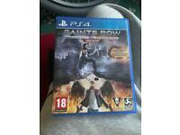 ps4 saints row iv re-elected (no gat out of hell)