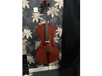 Full size cello