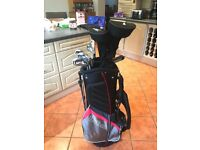 Wilson Prostaff HDX Golf Package Set