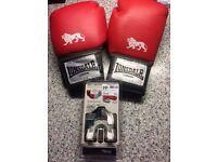 Boxing Gloves & Gum Shields