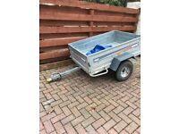 Excellent Condition Tipping Trailer