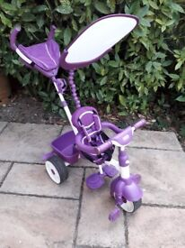 4 in 1 sports edition little tikes trike