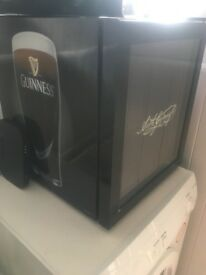 Guiness beer fridge