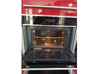Single Fan Oven , Combi Oven and Warming Drawer in perfect working order.