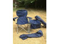Portable outdoor chairs
