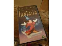 Disney's Fantasia VHS Tape