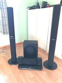 Panasonic SA-PT570 DVD home theatre system