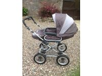Silvercross Pram & Car Seat Travel System