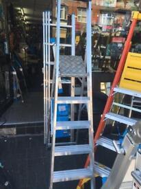 Silver lyte ladder