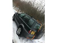 TD4 2001 Land Rover freelander 66k auto