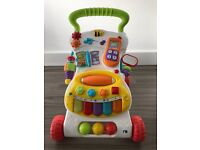 Baby walker Mothercare musical