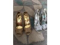 WOMENS GLAMOUR SHOES