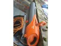 Flymo garden Vacuum