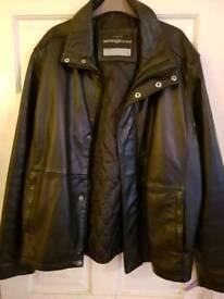 Henry Lloyd leather jacket