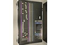 Mixing Desk with Flight Case