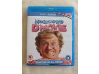 MRS BROWN'S 'D' MOVIE BLU-RAY DVD