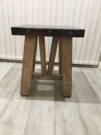 Atom lamp table from DFS, brand new and boxed
