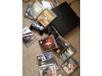 Ps3 2 controllers and 12 games