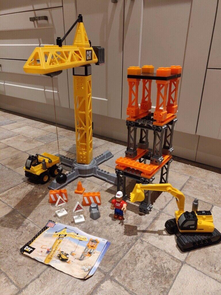 Mega Bloks Cat Construction Set In Lawford Essex Gumtree