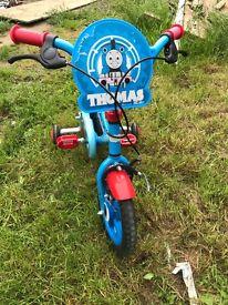 Kids Thomas Bike