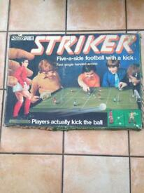 Striker Five- a-Side Football game