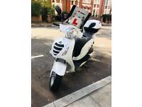Honda ps 125(1 year mot)