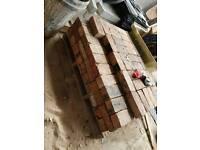 1300 Imperial reclaimed bricks