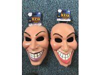 Fancy dress mask. The purge theme